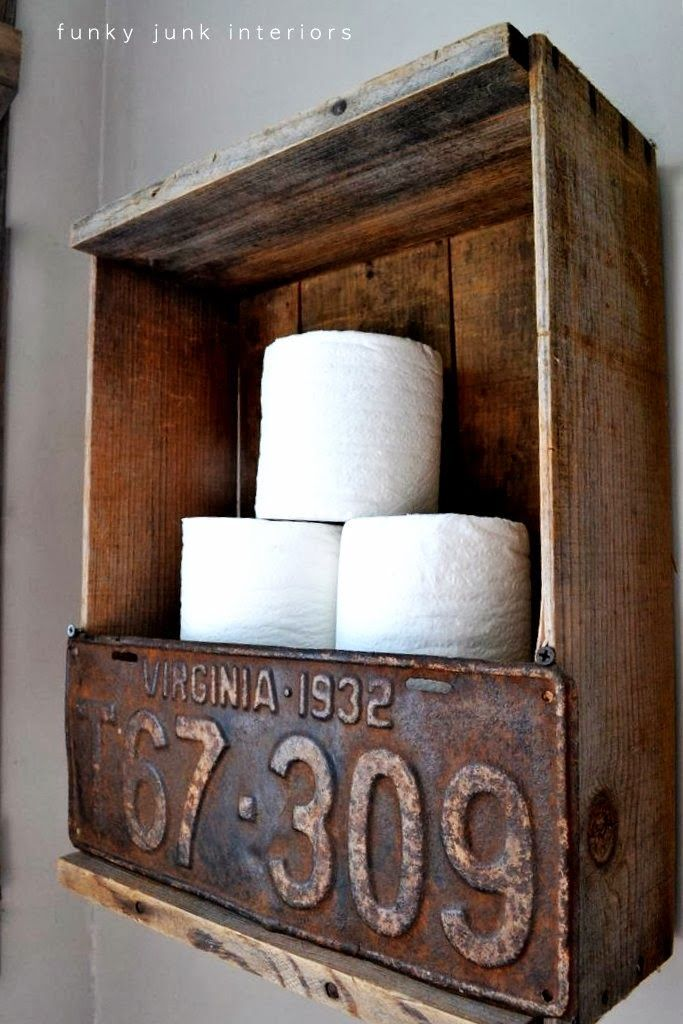 25 toilet paper holder ideas that will get your decorating on a roll boy