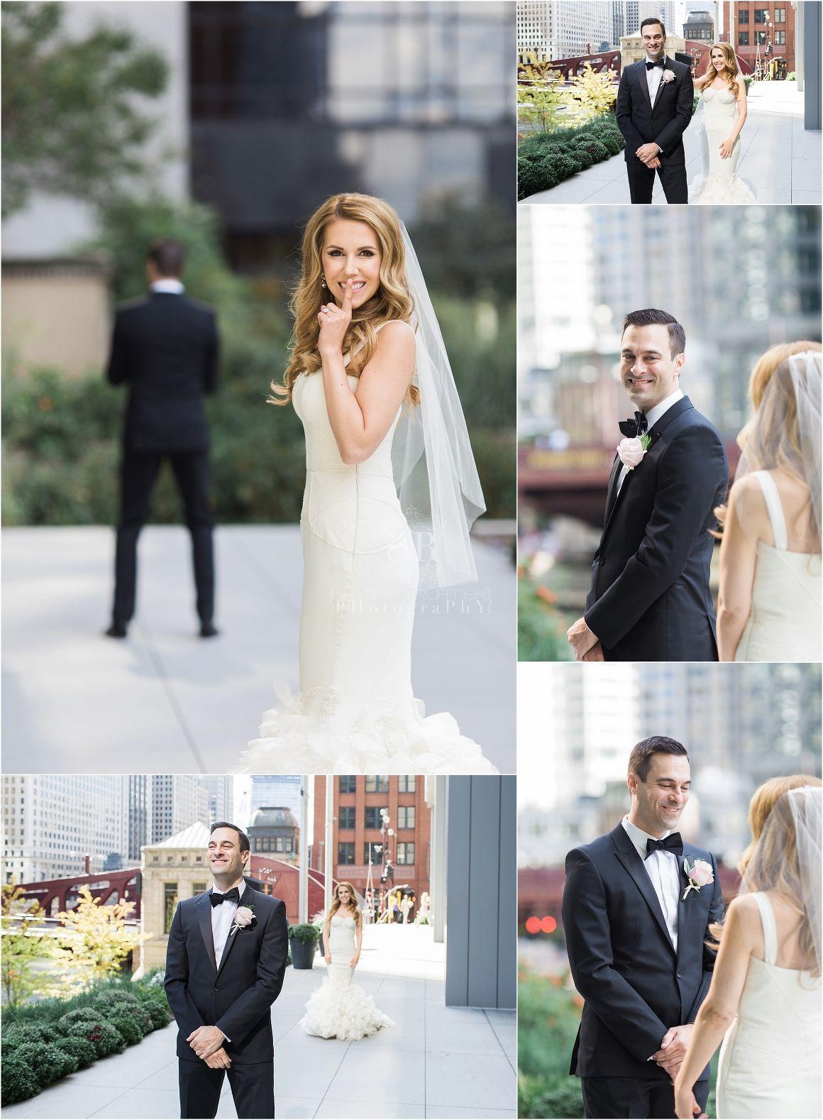 Evansville Indiana Wedding Photographer Downtown Chicago0014