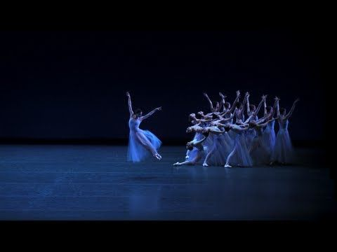 NYC Ballet's Ashley Bouder on Balanchine's SERENADE - YouTube. Cannot wait to present Ashley on November 9 and 10 in Cleveland.