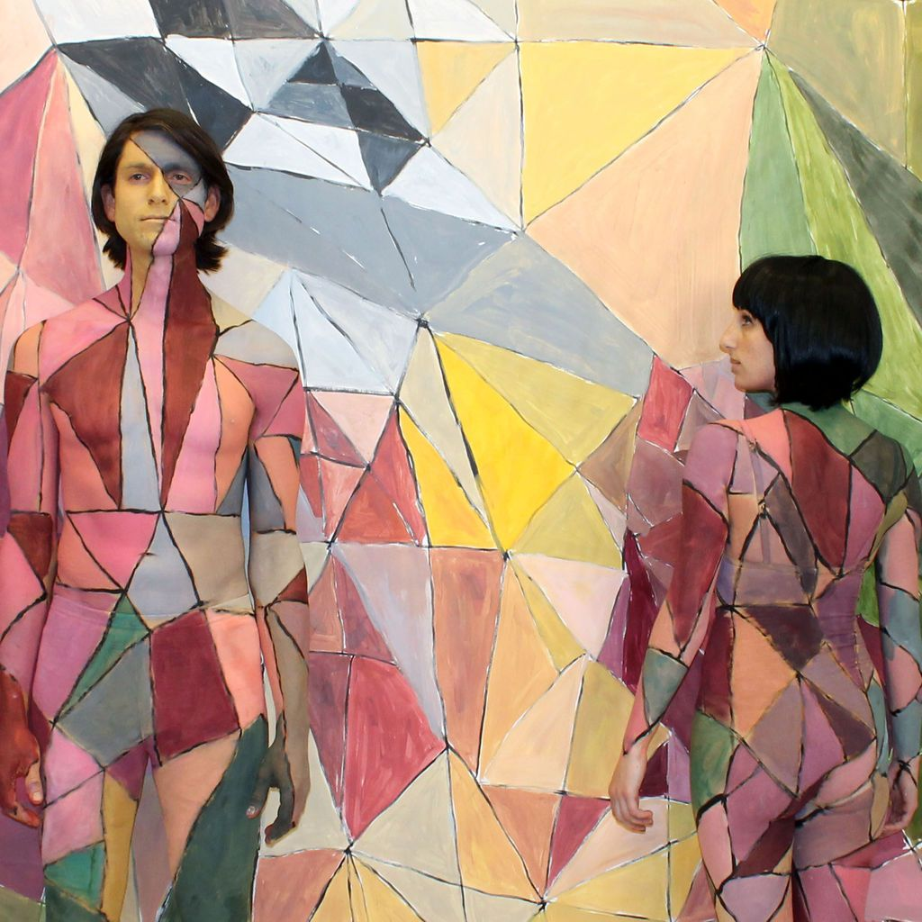 Gotye And Kimbra Couples Costume Clever Halloween Costumes