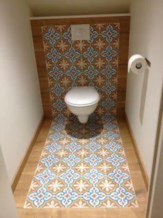 Marokkaanse tegels wc google zoeken tegeltjes en meer moois pinterest toiletruimte - Tegels wc design ...