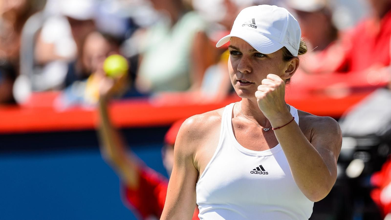 Halep outclasses Keys to take lift the cup at Montreal