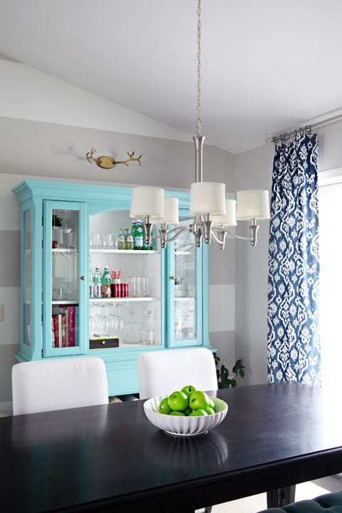 Hooked On Navy And White CurtainsNavy CurtainsTurquoise Living RoomsCurtain