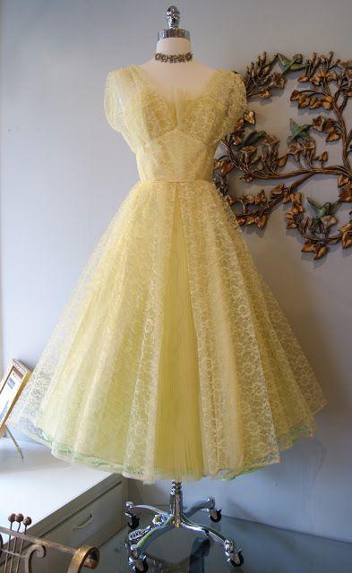 Xtabay Vintage Clothing Boutique - Portland, Oregon: Vintage Prom ...
