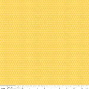 Doodlebug Designs - Ladybug Garden - Ladybug Dots in Yellow