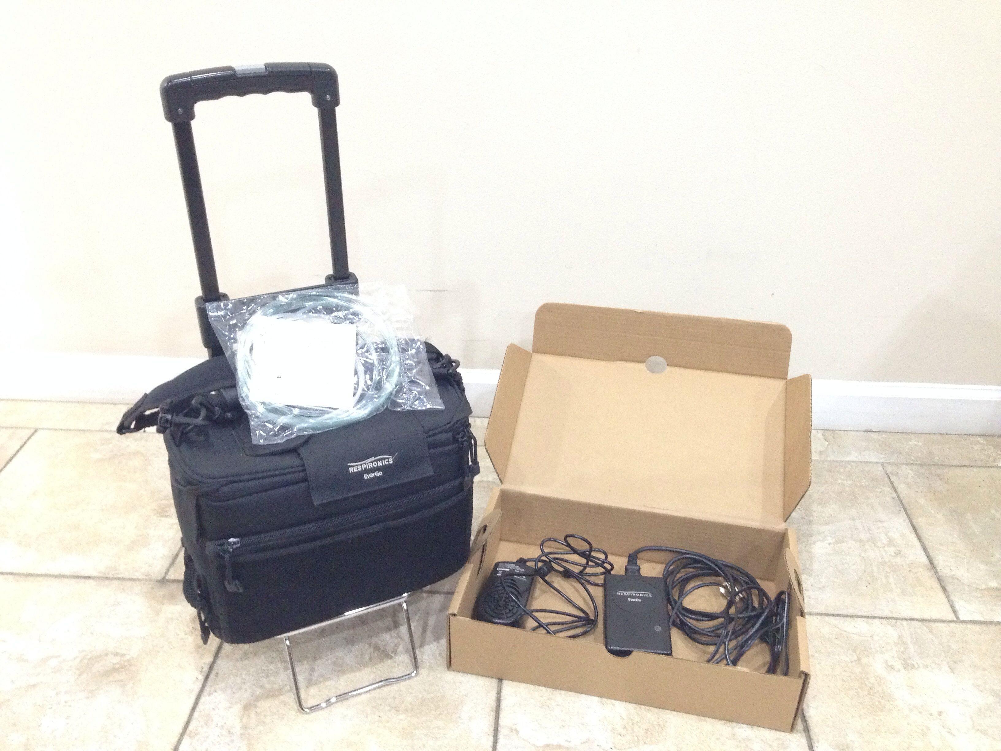 respironics evergo portable oxygen concentrator http www
