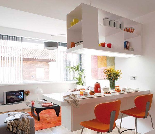 Casas De Cocinas | Como Decorar Casas Pequenas Ideas Para Pine And Kitchens