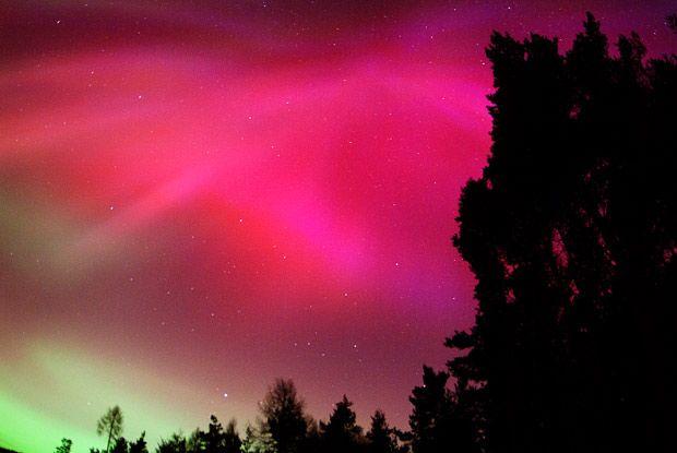 Environment & Environment | Aberdeen scotland Northern lights and Scotland