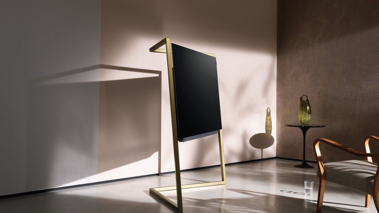 Photos bild galeria decoration murale design - Loewe Bild 9 Brings Bauhaus And Art Deco Glamor To Oled Televisions