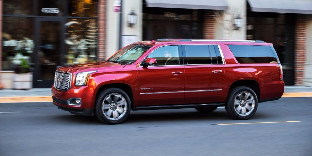 The Gmc Yukon Denali Xl Is An Enormous Suv That Is Easy To Love