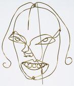 Alexander Calder. Marion Greenwood. New York, early 1928