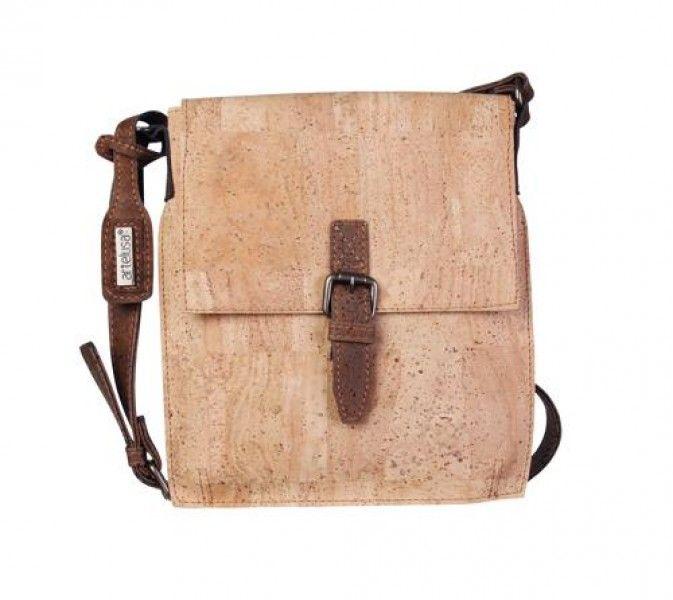 Handtasche aus Kork, Korktasche, Umhängetasche, Schultertasche: www ...