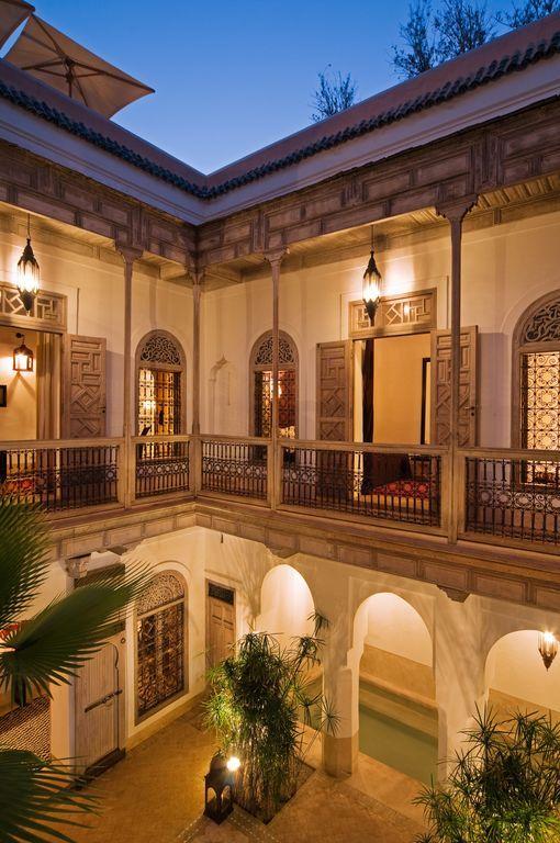 vacances au maroc #Marrakech #kech #riad #palais #orient #maroc #vacances #soleil #desert  #sahara | Vacances au Maroc | Maison maroc, Maisu2026