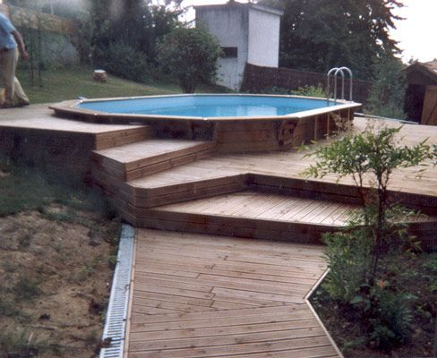 Boisylva Aquitaine Multiservices  Construction Bois  Piscine Bois