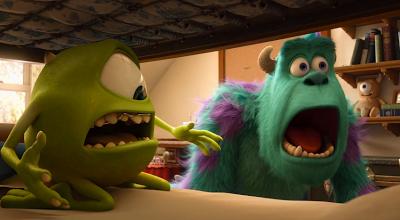 New Monsters University Teaser - Teacher's Pet vs. Party Animal