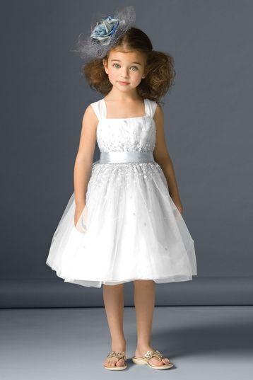 Seahorse 46231 Flower Girl Dress   Weddington Way