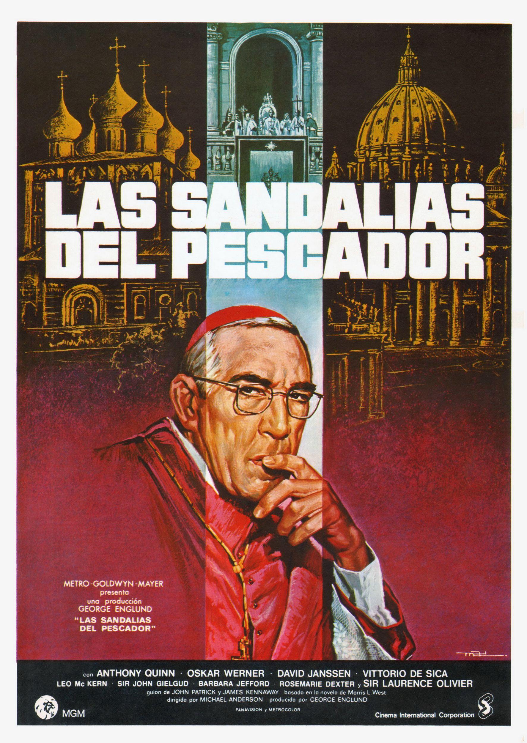 Peliculas Del Las Release Sandalias PescadorForeign Catolicas pjGULSVqzM