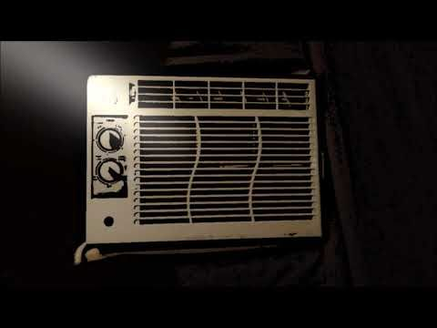 10 Hours Relaxing Air Conditioner Sound For Sleep Or
