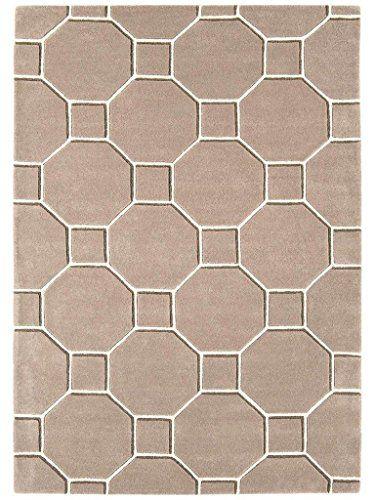 Teppich Wohnzimmer Carpet modern Design MATRIX CASSIN GEOMETRIE RUG