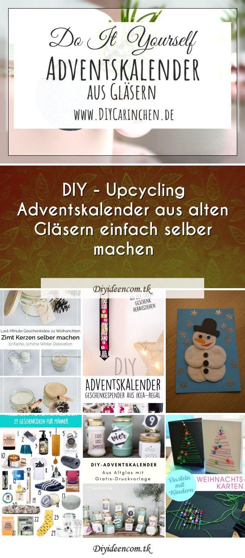 DIY-Zimtkerzen zu Weihnachten • Yeah HandmadeDIY | Machen Sie sich zu Weihnach…