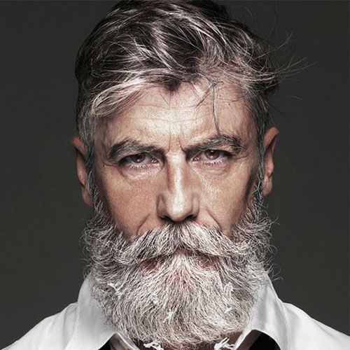 27 Best Hairstyles For Older Men 2020 Guide Older Mens Hairstyles Beard Styles Old Man Fashion