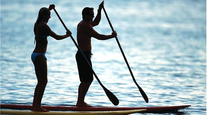 paddle surf SUP