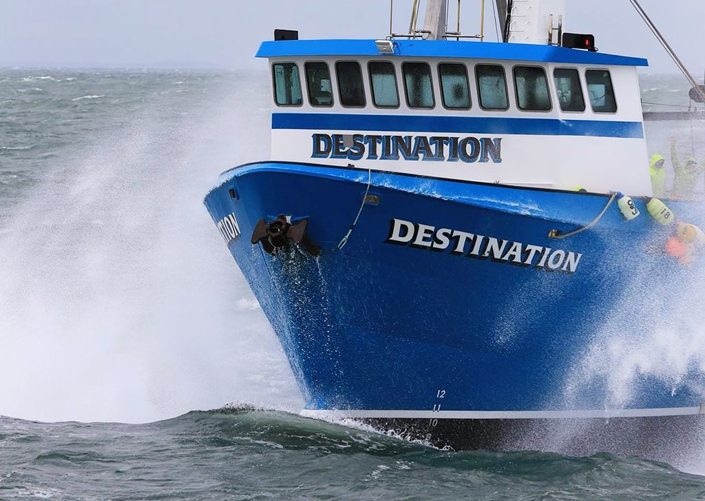 what happened to the destination on deadliest catch