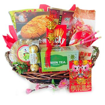 Chinese New Year Special to USA Chinese new years Sweet and Chinese