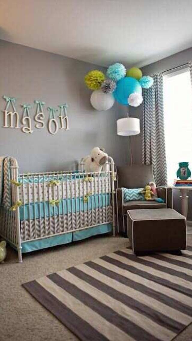 10 beautiful nursery inspirations round up - Kinderzimmer Dekoration In Schulen