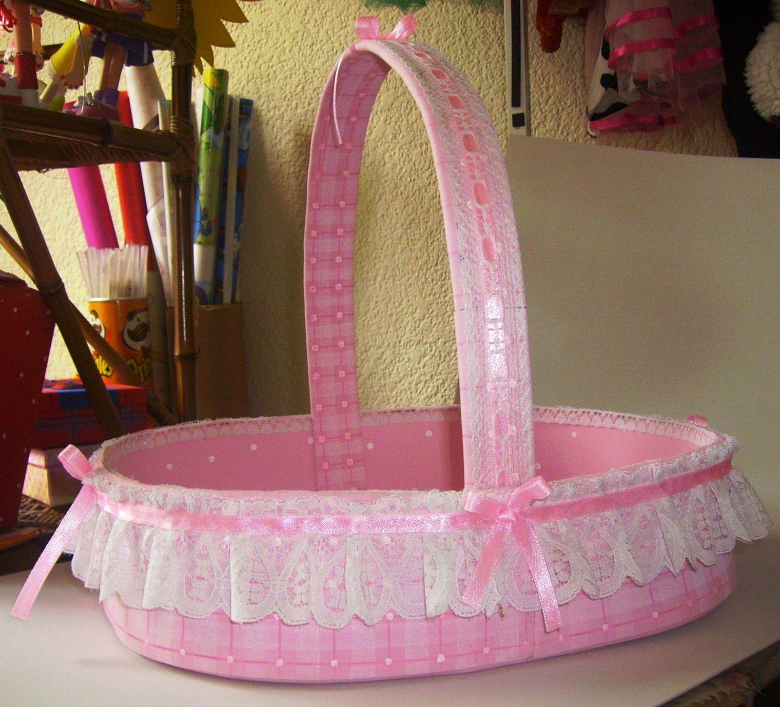 Resultado de imagen para canastas decoradas para bebes | canastas ...