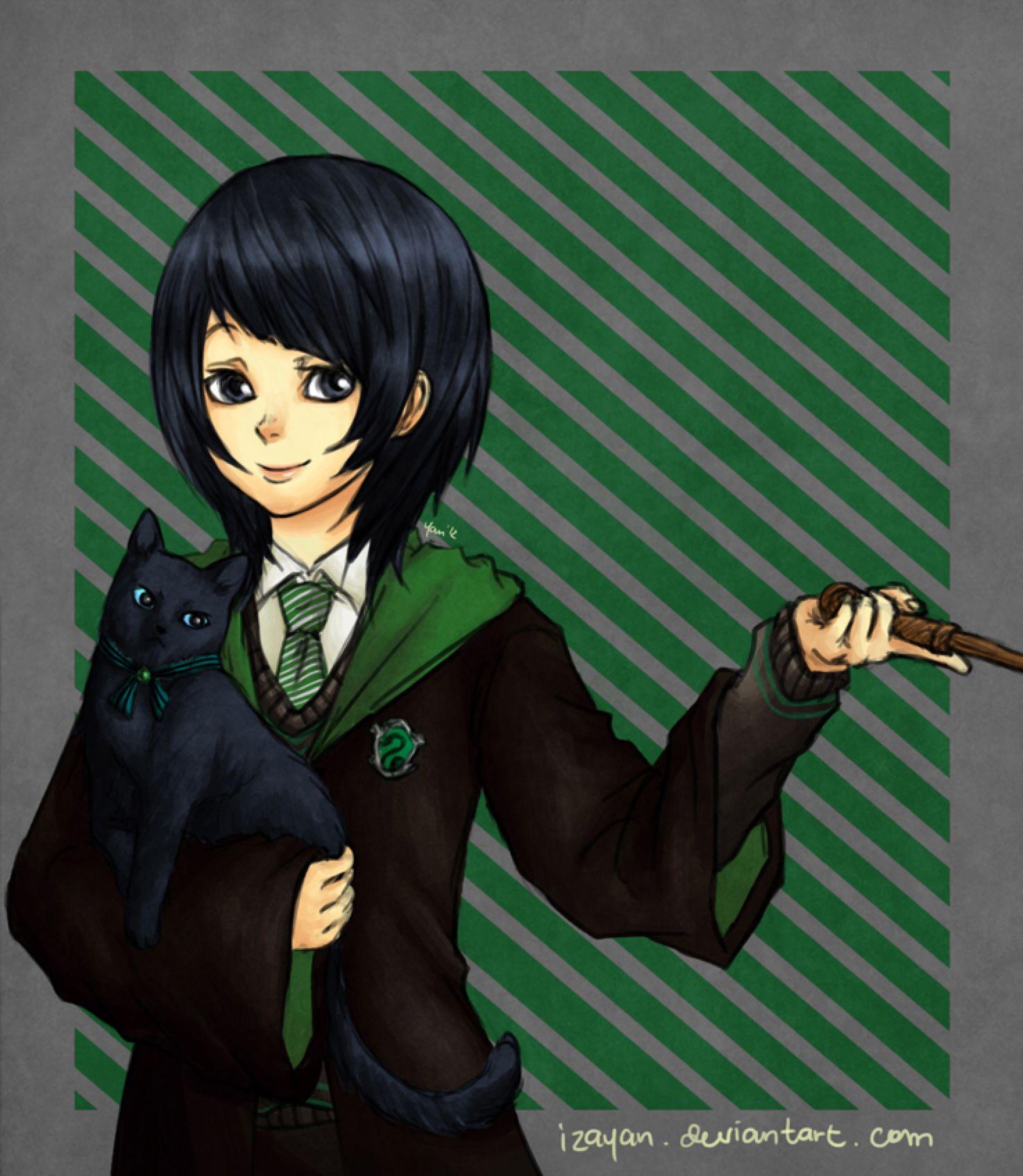 Pottermore Oc By Izayan On Deviantart Love Harry Potter Check Out Our Harry Potter Fanfiction Recommended Read Harry Potter Fan Art Pottermore Harry Potter