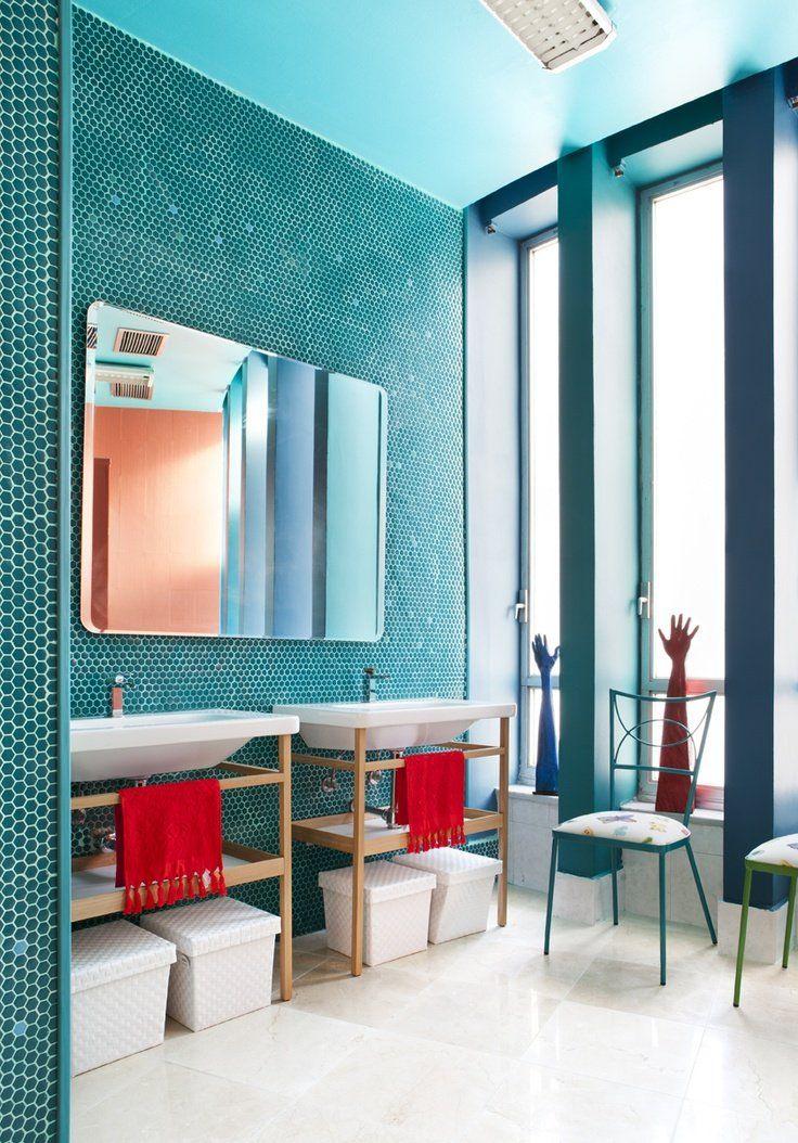 Paint Color Portfolio Turquoise