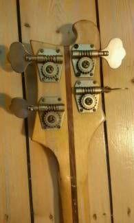 rickenbacker 4001 aus 1977 in mapleglo vintage rar in hamburg wandsbek musikinstrumente. Black Bedroom Furniture Sets. Home Design Ideas