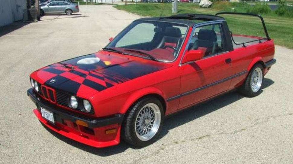 Guy On Craigslist Claims This Bmw E30 Pickup Is Factory Authorized