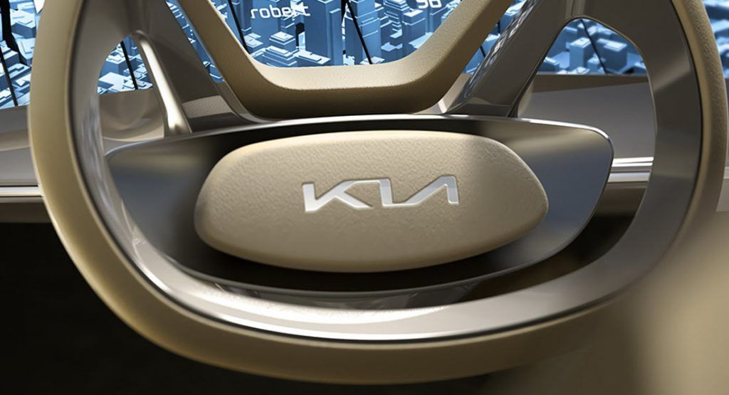 New KIA Logo Expected To Launch Later This Year On A New Model | Carscoops