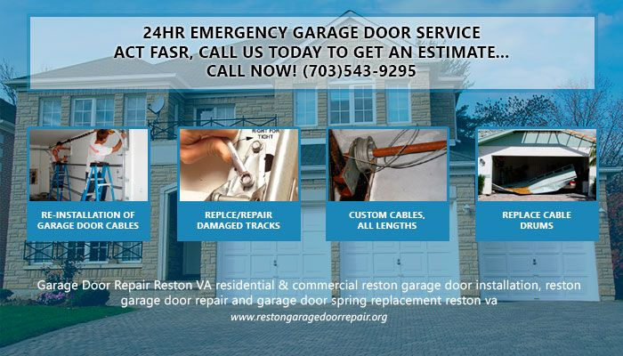 Garage Door Repair Services Have Emerged To Be Able To Help People Fix  Their Doors And