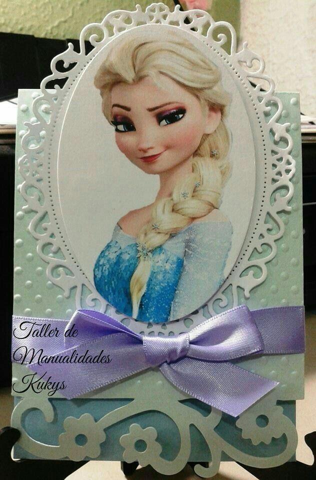 Pin De Tanii Tanii En Party Ideas Invitaciones De Frozen