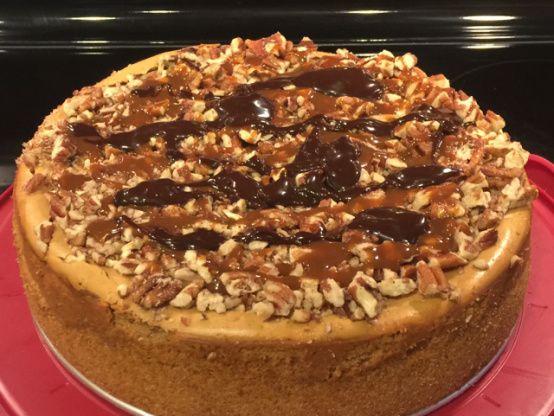 Turtle Cheesecake Recipe - Food.com