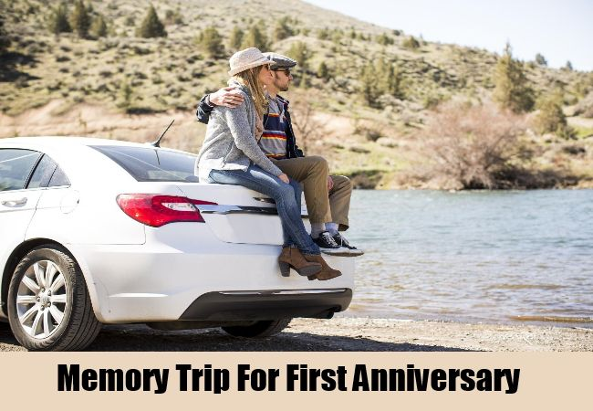 Memory trip for first anniversary us u c u c