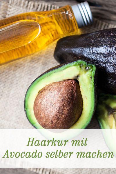 haarkur mit avocado selber machen so geht 39 s beauty masken kuren und co selber machen. Black Bedroom Furniture Sets. Home Design Ideas