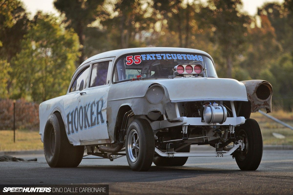 The Hooker: Fat57\'s Gasser | Cars, Rats and American racing