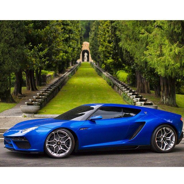 Lamborghini Asterion: Last Weekend The Lamborghini Asterion LPI 910-4 Was At The