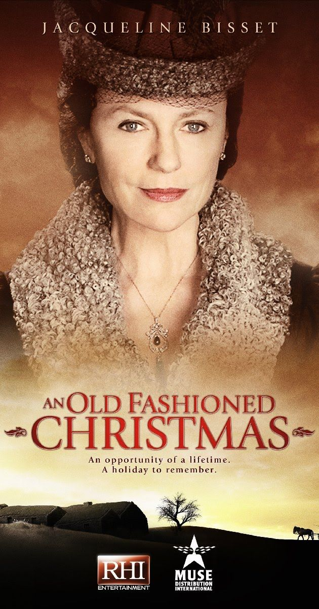 Hallmark An Old Fashioned Christmas 2015 Romance Movie