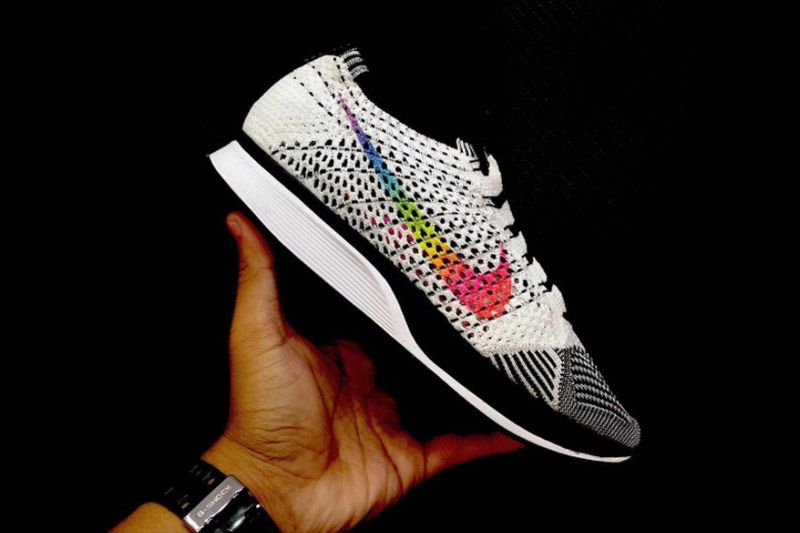 best website c28c6 c8b2e The Nike Flyknit Racer Be True Features Colorful Detailing - MISSBISH    Women s Fashion Fitness   Lifestyle Magazine