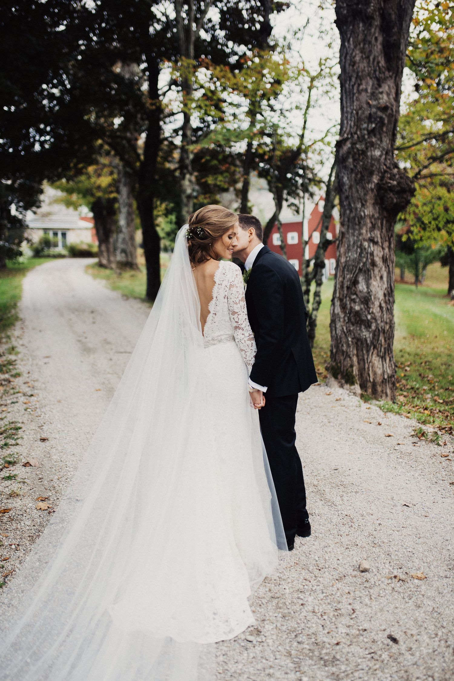Dress for barn wedding  Eden Strader Photography Vermont wedding photographer rustic