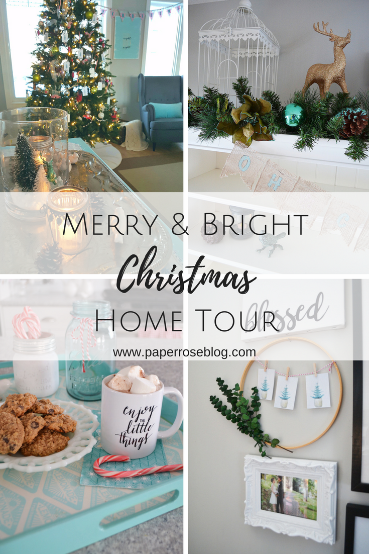 Christmas Home Tour | Free printable gift tags, Ornament tutorial ...