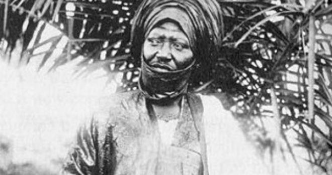 King Ibrahim Njoya