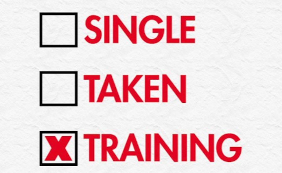 single taken marathon training mann zu schüchtern zum treffen