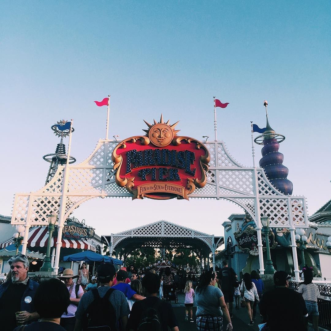 This A Place For Families That Drive Camry S And Go To Disney Vsco Vscocam Disneyland Views Micarchives By Mikeyhilfiger