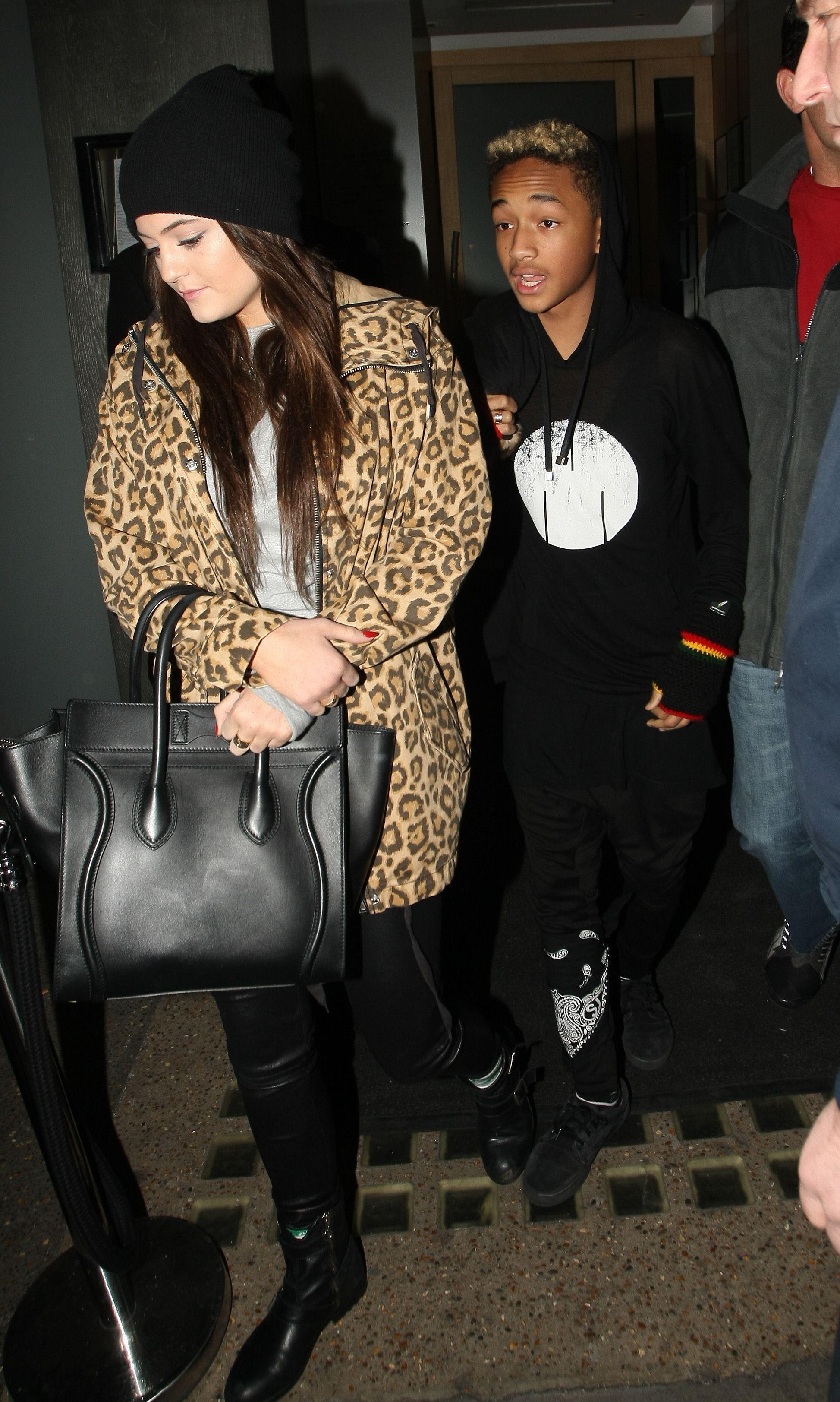 Kardashian søster dating Jaden Smith Reddit Orlando orgie